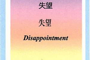 SIQカード32.失望