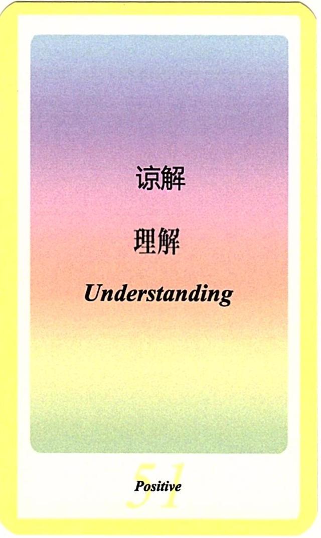 SIQカード51.理解
